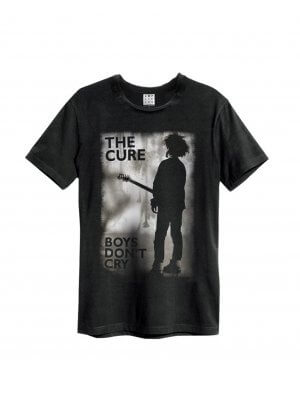Amplified The Cure Boys Don't Cry Crew Neck T-Shirt