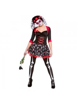 Day of the Dead Darling Costume