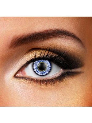 Eye Fusion 90 Day Blue 3 Tone Eye Accessories