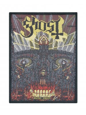 Ghost Meliora Woven Patch