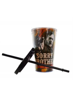 The Walking Dead Sorry Brother Carnival Cup