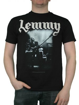 Lemmy Lived To Win T-Shirt