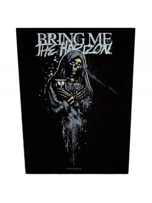 Bring Me The Horizon Death Back Patch