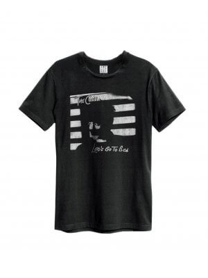Amplified The Cure Let's Go To Bed Crew Neck T-Shirt