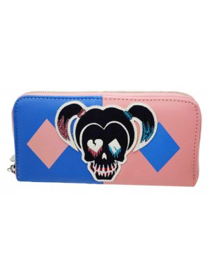 Suicide Squad Harley Quinn Skull Purse