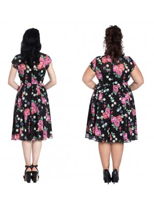 Hell Bunny Bloomsbury 50's Dress