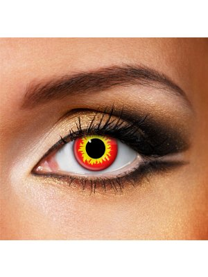 Eye Fusion Wild Fire Daily Eye Accessories