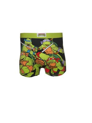 Tenage Mutant Ninja Turtles Boxer Shorts Twin Pack