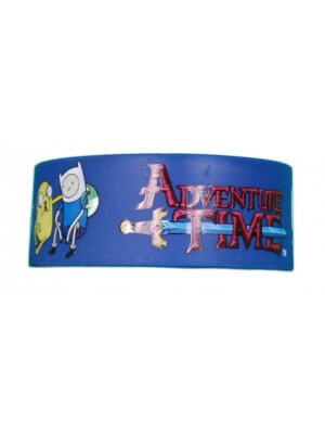 Adventure Time Homies Help Homies Wristband