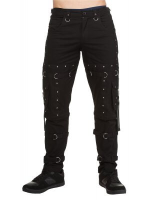 Dead Threads Pascal Trousers