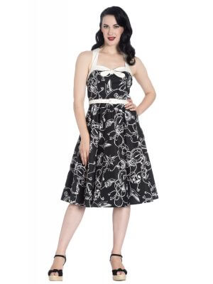 Hell Bunny Mistral 50's Dress