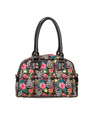 Banned Hibiscus Bag