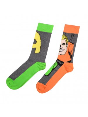 Aquaman 2 Pack Socks