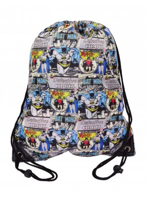 Batman & Robin Pump Bag