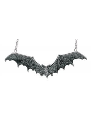 Alchemy Gothic Bat Necklace