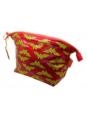 Wonder Woman Logo Wash Bag